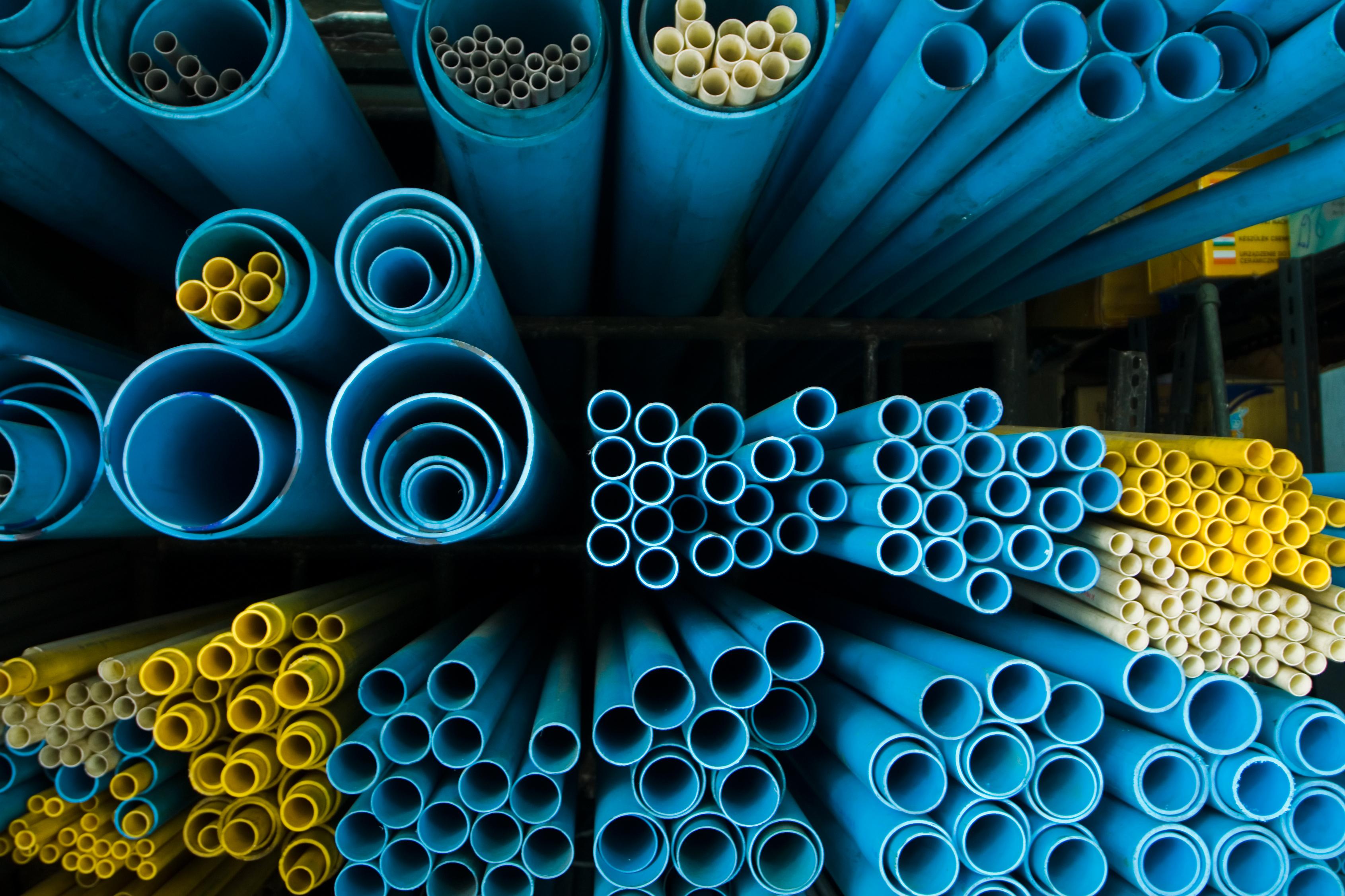 Les diverses sortes de tuyaux en plomberie