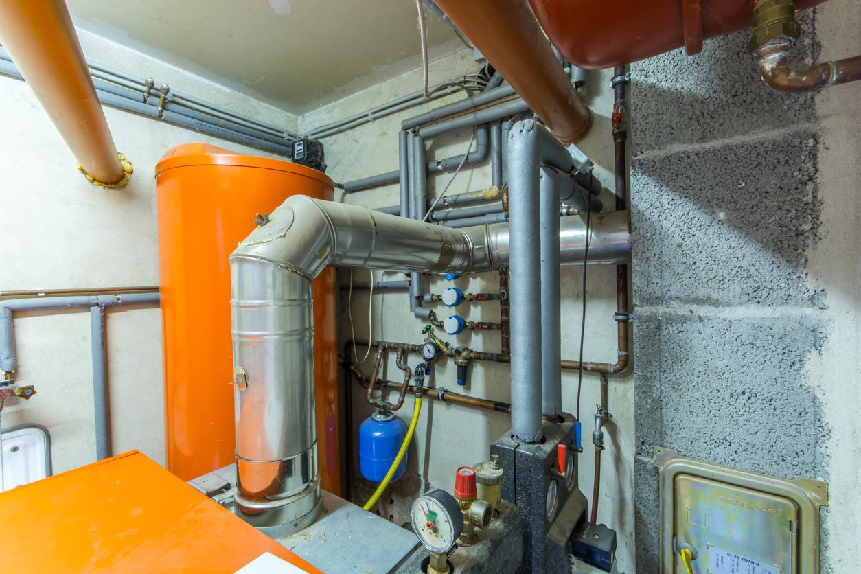 Le chauffage central en plomberie